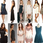 10 affordable sequined party dresses