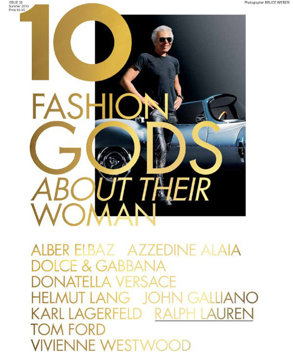 10 Fashion Gods About Their Woman
