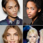 2012 Makeup Trends Healthy Cheeks Thick Eyebrows Long Eyelashes