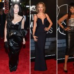 2013 MTV VMas Red Carpet Gaga Taylor Swift Jennifer Hudson
