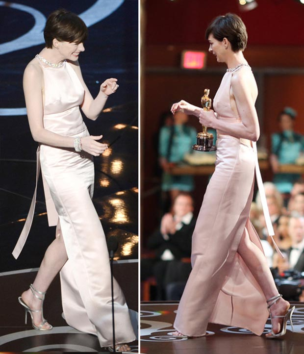 2013 Oscars 7 Major Fashion Fails