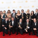2014 Emmys cast crew Breaking Bad