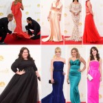 2014 Emmys Red Carpet long dresses