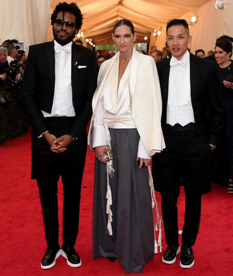 2014 Met Gala fashion disaster Jenna Lyons JCrew designer
