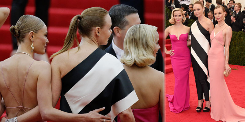 2014 Met Gala fashion Stella Dresses Kate Bosworth Reese Witherspoon