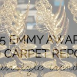 2015 emmy awards red carpet report