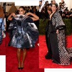 2015 Met Gala China fashion Lady Gaga Wang Solange Knowles Grace Coddington
