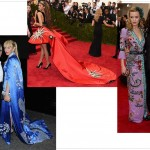 2015 Met Gala China through the looking glass fashion