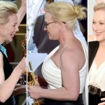 2015 Oscars hairstyle trend Cate Blanchett Patricia Arquette Meryl Streep