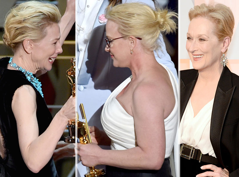 2015 Oscars Beauty: New Hairdo Trend Alert!