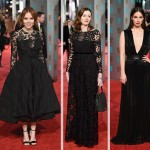 2016 Bafta Red Carpet dresses Zoe Ball Amanda Scanlon Heida Reed Lily Donaldson