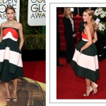 2016 Golden Globes Red Carpet best dressed Olivia Palermo