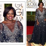 2016 Golden Globes Red Carpet best dressed Viola Davis