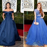 2016 Golden Globes Red Carpet dresses Gina Rodriguez Barbara Meier