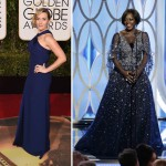 2016 Golden Globes Red Carpet dresses Kate Winslet Viola Davis