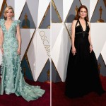 2016 Oscars Red Carpet dresses Cate Blanchett Julianne Moore