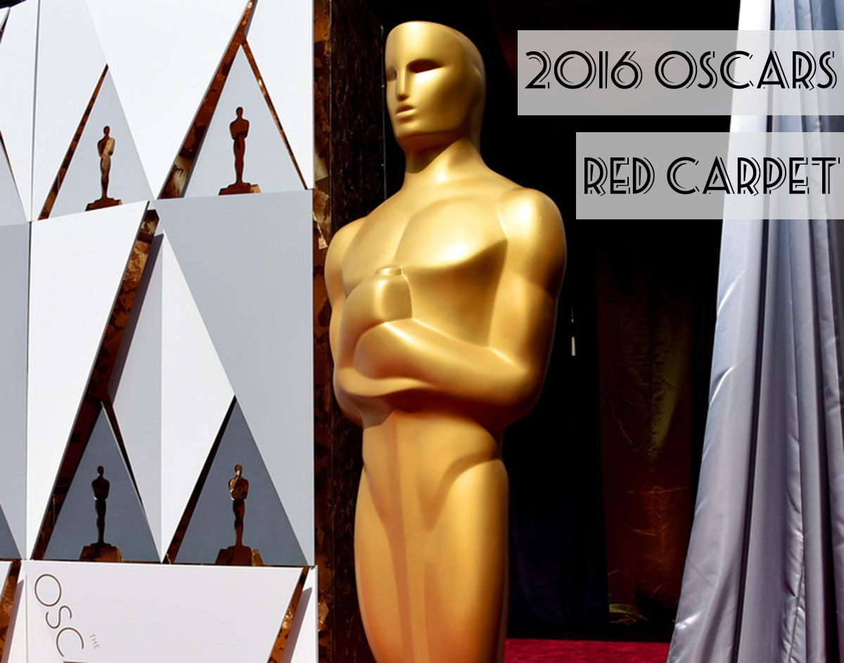 2016 Oscars Red Carpet Dresses: Candied Elegance