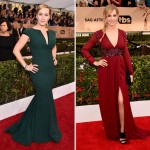 2016 SAG Awards Red Carpet dresses Kate Winslet Joanne Froggatt