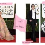 2017 Golden Globes Red Carpet best dressed