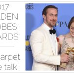 2017 Red Carpet Style: Golden Globes