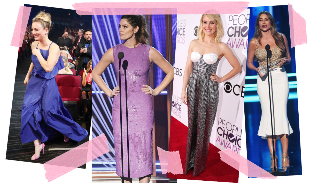 2017 People s Choice Awards worst dressed