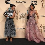 2017 sag awards fashion janelle monae taraji hanson