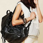 5 bags every woman should own The backpack leather