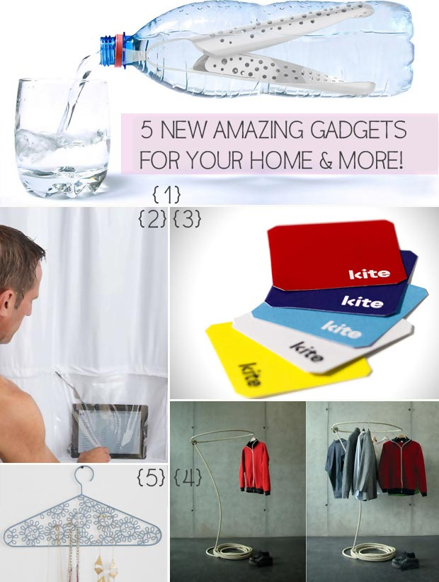 5 new amazing home gadgets