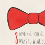 8 chic cool lovely ways to wear bows stylefrizz