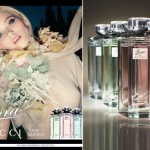 Abbey Lee Kershaw Gucci the Garden Flora perfumes campaign