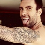 Adam Levine tattoos