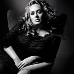 Adele Vogue October 2011 photo