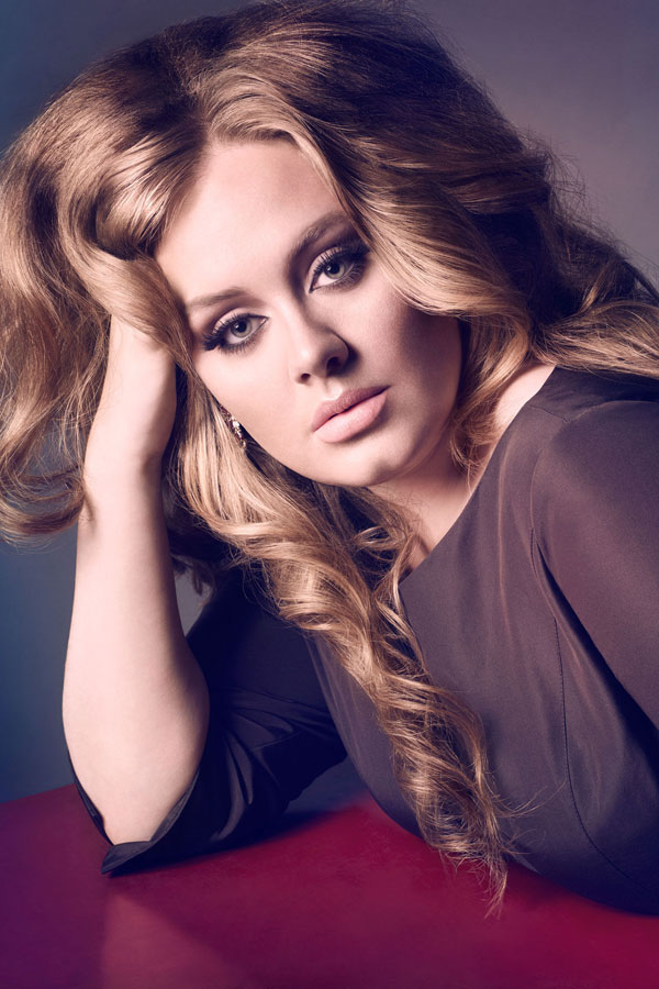 Adele Vogue October