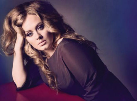 Adele's Vogue UK October 2011