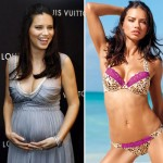Adriana Lima with or without baby bump