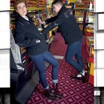 Agyness Deyn Dr Martens First and Forever ad campaign