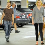 Agyness Deyn out with husband Giovanni Ribisi