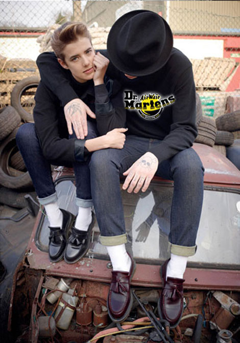 Would You Buy Dr Martens By Agyness Deyn?