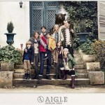 Aigle rubber boots
