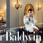 Alec Baldwin Vanity Fair August 2012