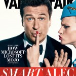 Alec Baldwin Vanity Fair August 2012 cover