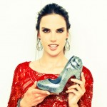 Alessandra Ambrosio loves Melissa shoes