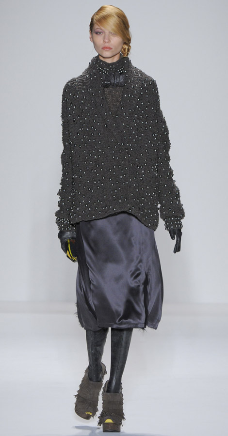 Alexander Herchocovitch Fall Winter 2011 2012