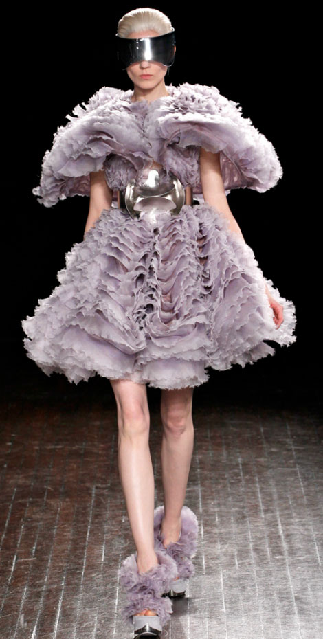 Alexander McQueen Fall Winter 2012 2013