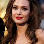 Angelina Jolie makeup 2012 Oscars Red Carpet