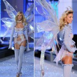 Anja Rubik Victoria s Secret 2011 Fashion Show
