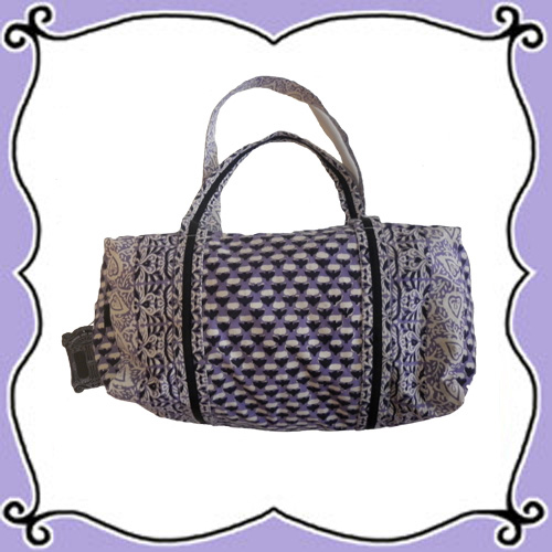 Anna Sui Home Collection travel bag