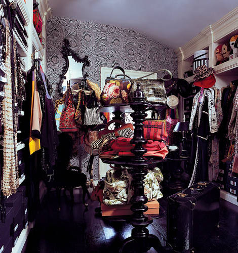 Anna Sui's Home
