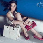 Anne Hathaway Tod s Spring Summer 2012 Ad Campaign
