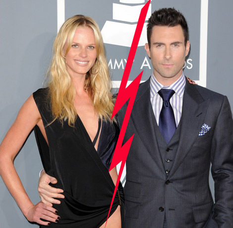 Anne V no longer Adam Levine s girlfriend